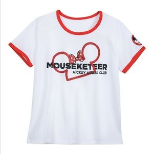 BNWT Disney Mouseketeer Mickey Mouse Club